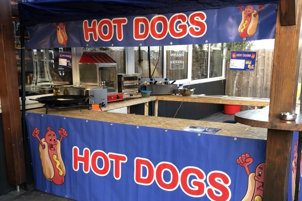 Stand Hot Dog <span>Bordeaux</span>